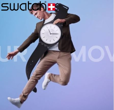 SWATCH: Influencer marketing