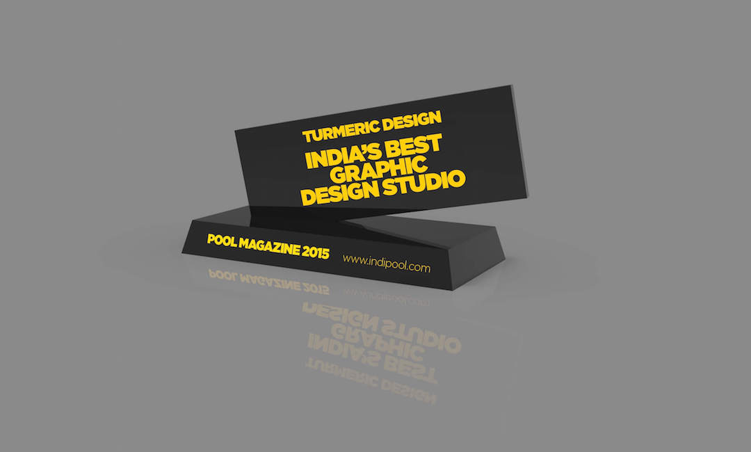 India's Best Graphic Design Studio 2015 -