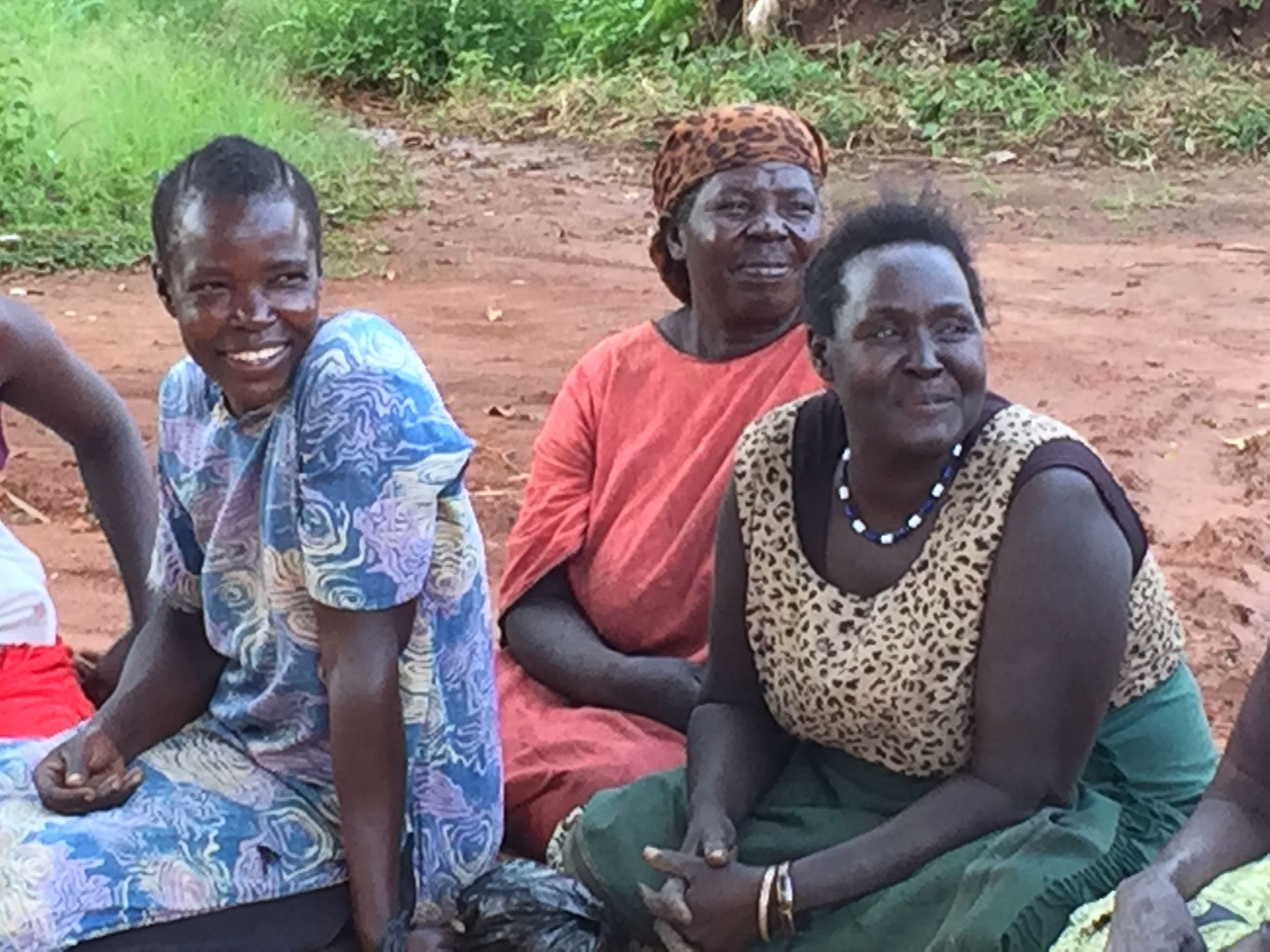 Smiling women WSC Election