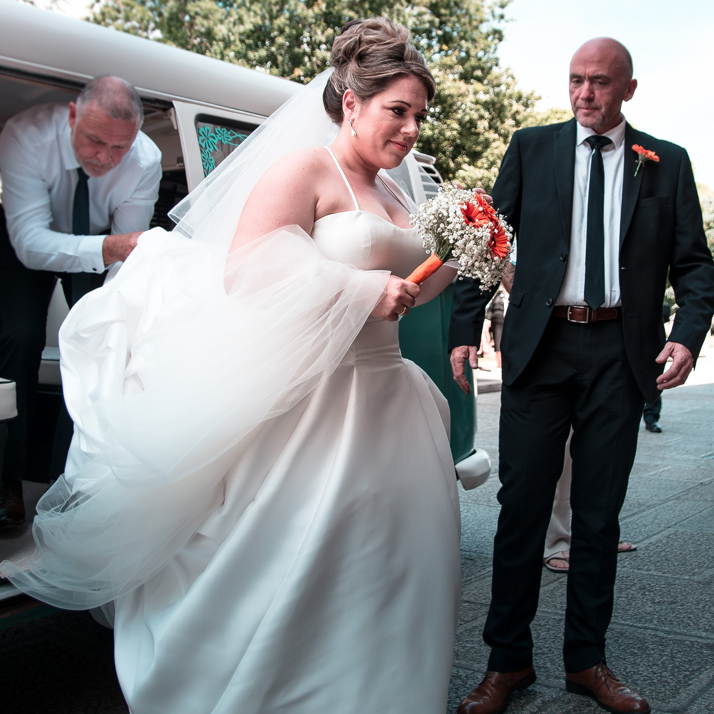 Half Day: £550 - With this package I will be with you for around 4 hours, this can be in the morning, afternoon or evening the choice is yours. You will receive a professionally printed photo book containing around 25 of the best photographs from the day, a USB stick with all of your wedding photographs and for a month after the wedding you an your guests will have access to a private online gallery where you can download all of your photos. This package requires a £100 non refundable deposit in order to secure your date, you can then pay the rest at anytime between the day you book and your wedding day.Add the drone to either package for £250.