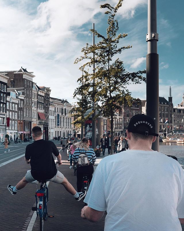 The streets of Dam 🇳🇱
