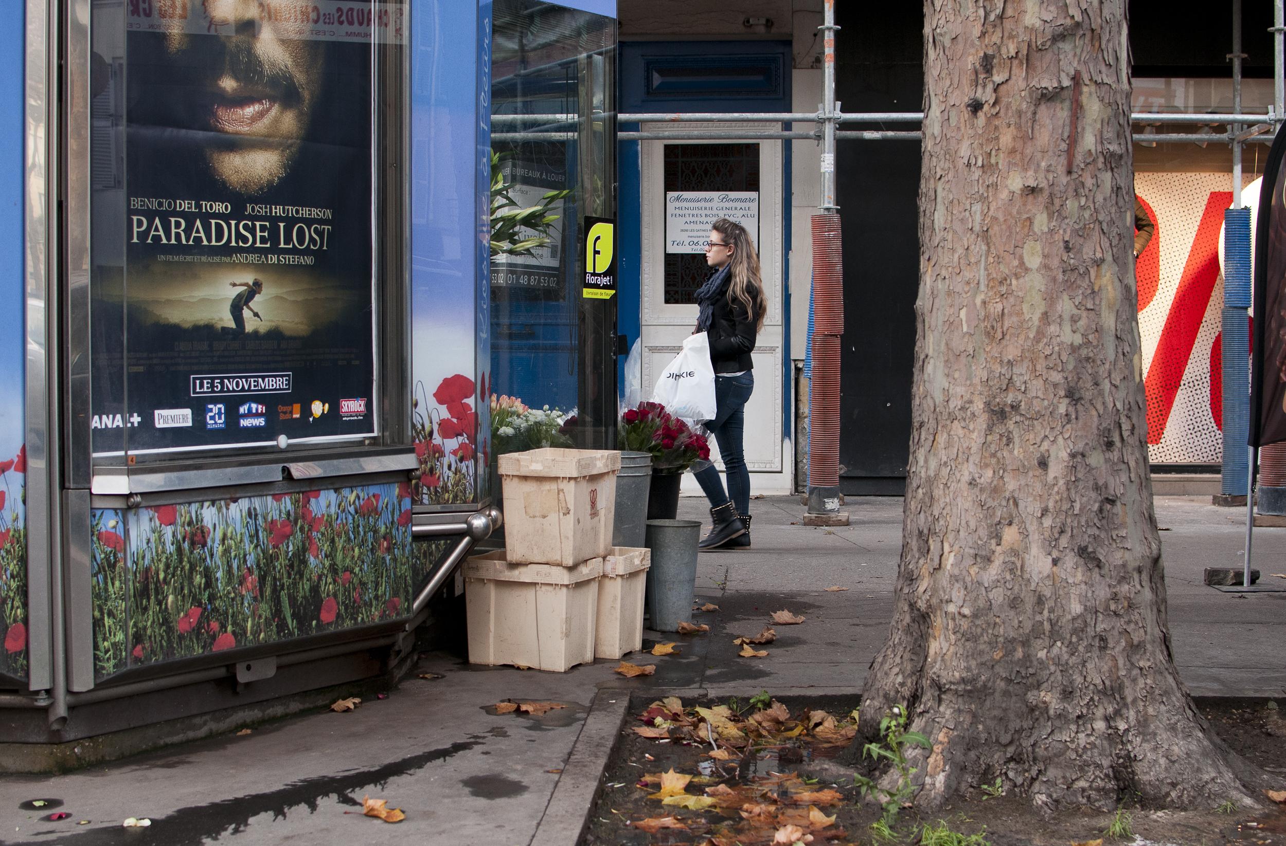 3eme arrondissement, November 2014.