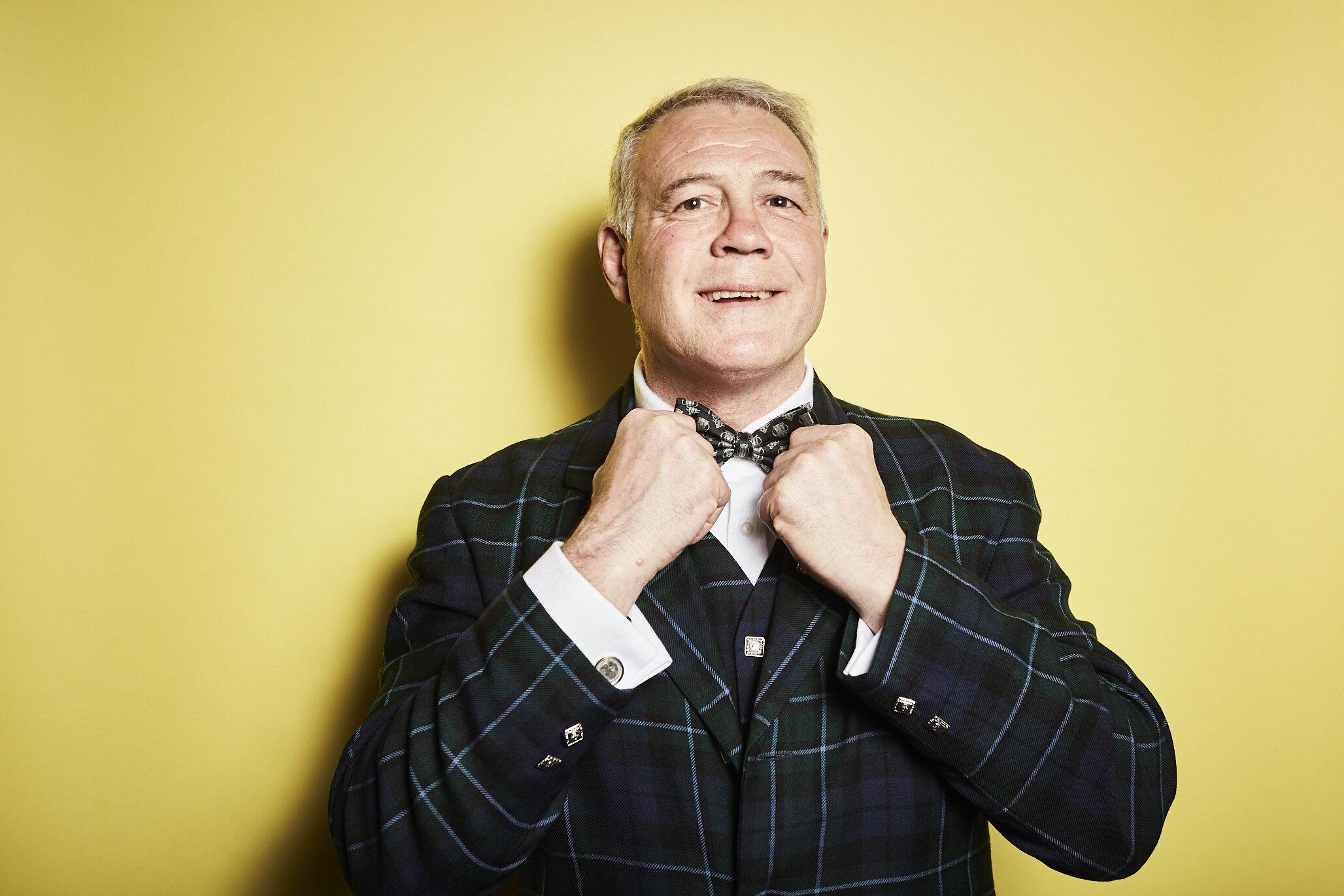 Scottish legend Scott Hastings