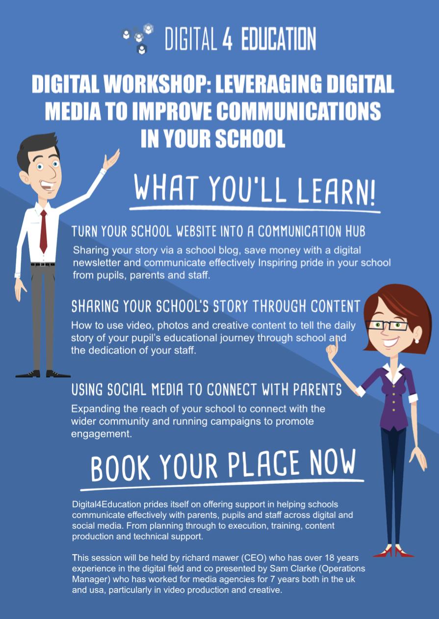 Digital 4 Education
