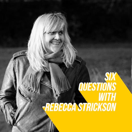 Rebecca Strickson