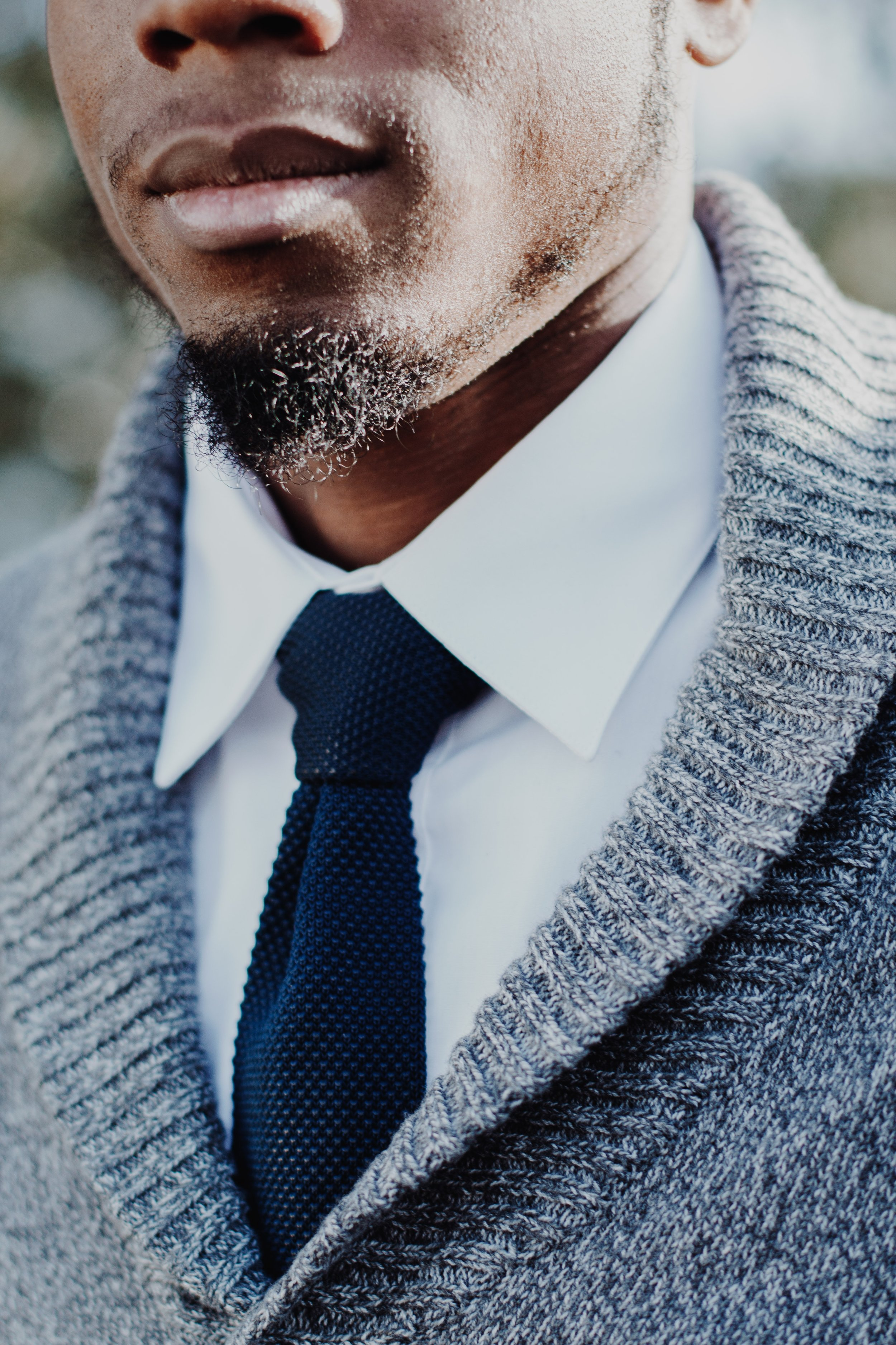 1. Start With Why - Before you shop and before you dress or groom yourself ask yourself