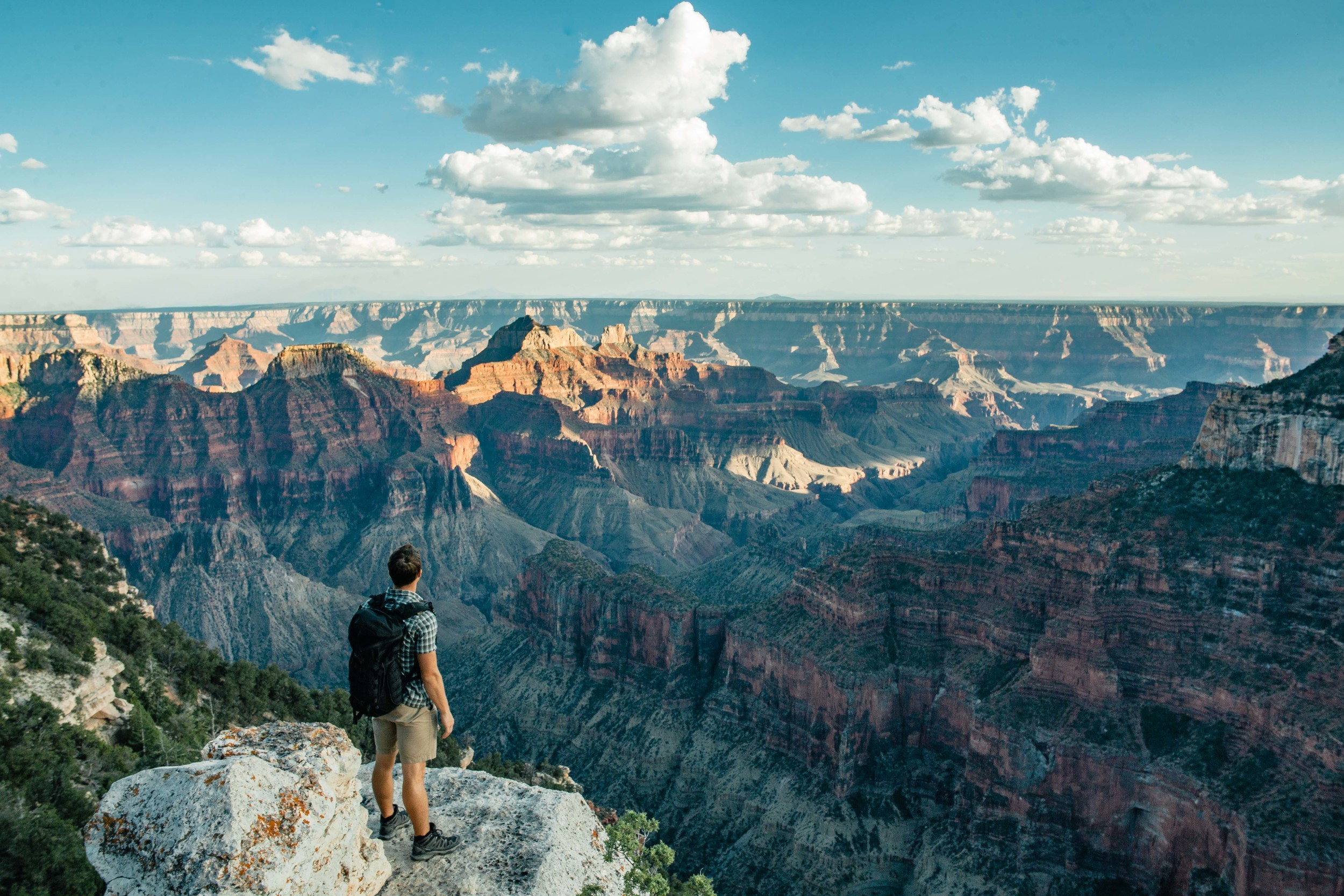 View from the North Rim.