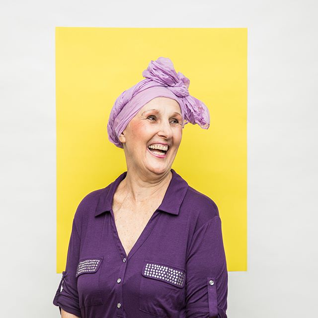 I'm a little late to the party on this one, but if you haven't read the latest issue of the Flame, you should! Because, have you ever seen a purple head scarf look so good?! And Lori's story is pretty amazing.  Check out the link in my profile... #sda #flamemagazine #cancersucks #photooftheday #mycanonstory #yourshotphotographer
