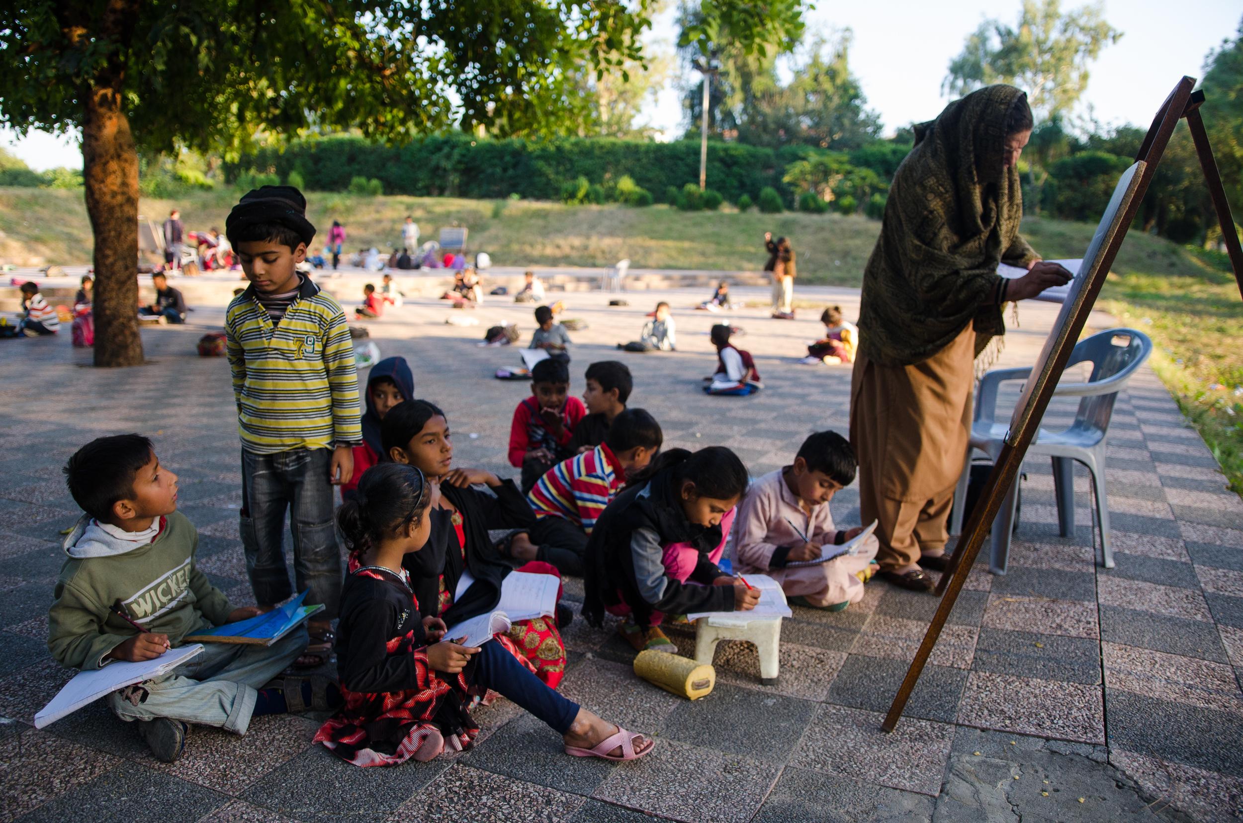 The Courtyard School | Islamabad