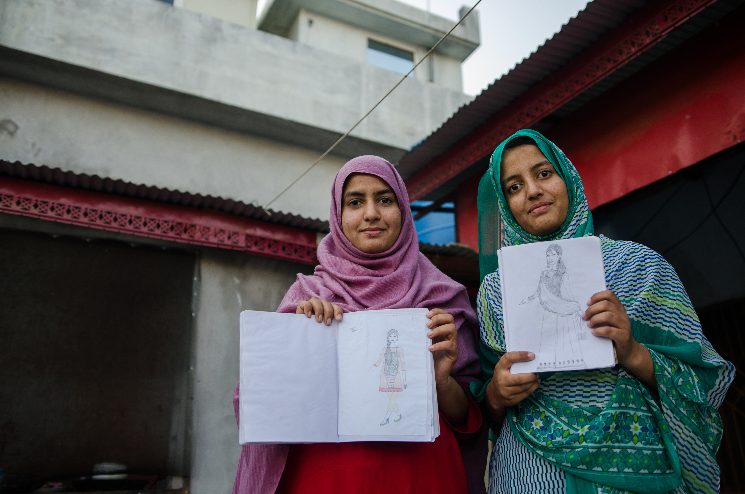 Nimra & Sumaya | Muzaffarabad (3/3)