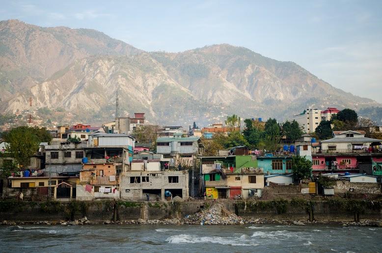 Scenic Mountain | Muzaffarabad