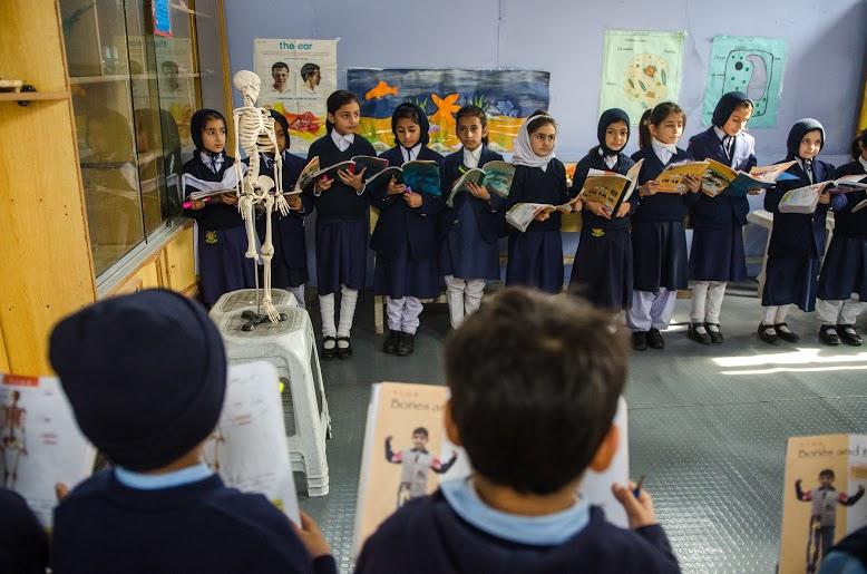 Read Primary School | Muzaffarabad (2/3)
