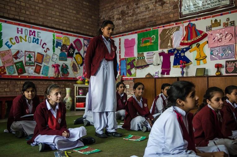 SOS Children's Villages | Lahore (1/4)
