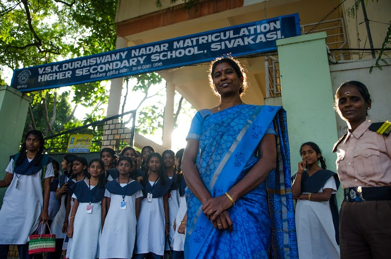 VKSD School | Tamil Nadu (1/4)