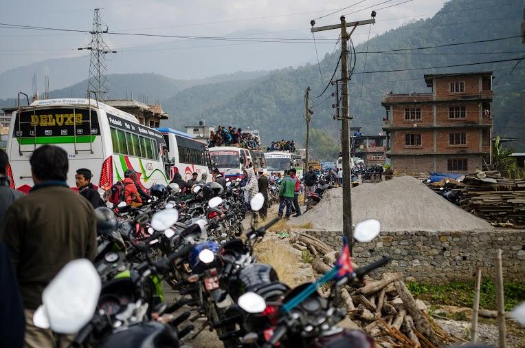 Fuel Crisis | OUTSIDE OF KATHMANDU