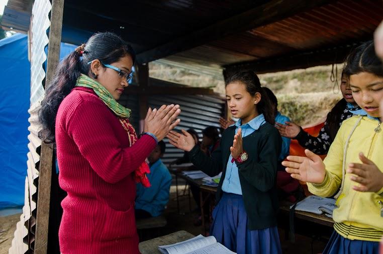 School Earthquake | SINDHUPALCHOWK