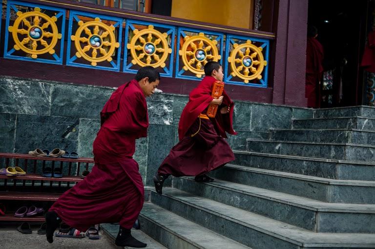 Tibetan Monastery | Outside of Pokhara (1/2)