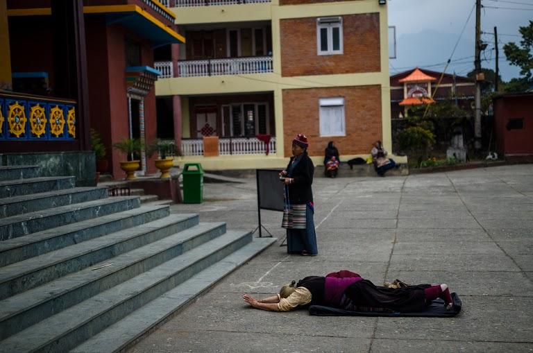 Tibetan Monastery | Outside of Pokhara (2/2)
