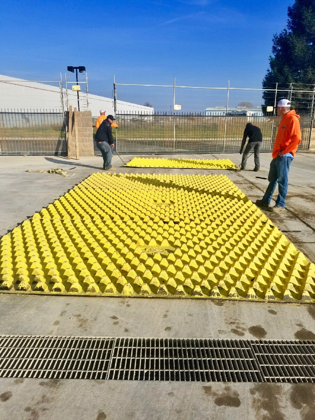 FODS_Industrial_Access_Road_TC-1_TRACKOUT CONROL_ STABILIZED CONSTRUCTION ENTRANCE_Mud_Mat_Mud_Mats_1.jpg