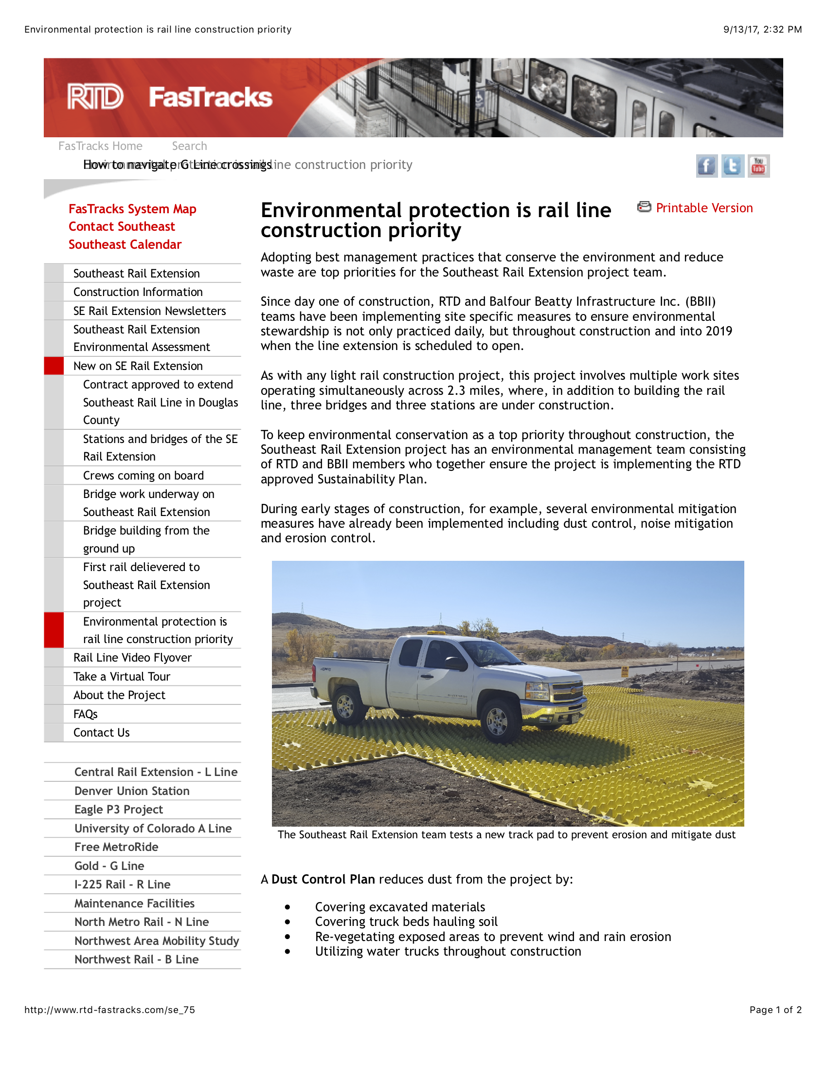 Fods Trackout Control System Featured In Grading And