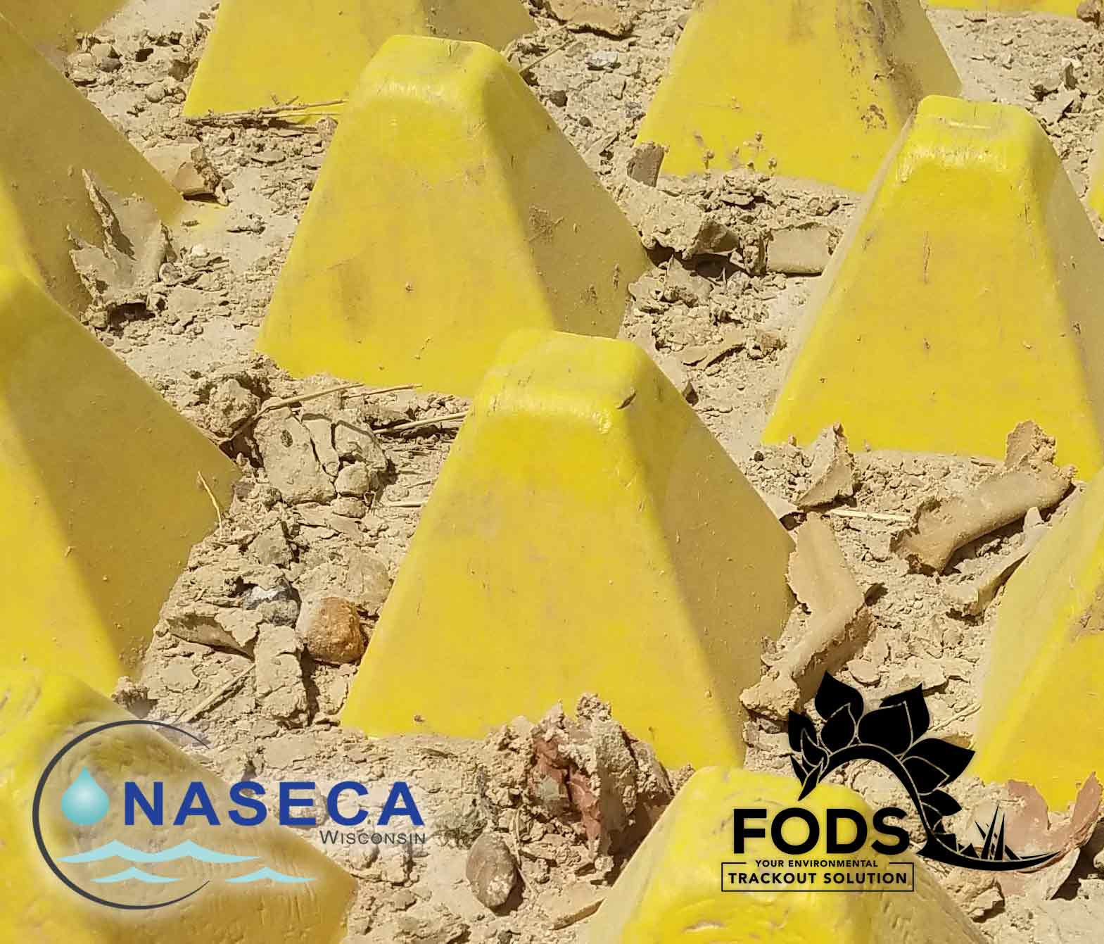 FODS_mudmats_construction_entrance_construction_exit_trackout_control_bmp_grid_wheel_wash_site_cleaning_mats_portable_vehicle_tracking_pad_temporary_trackout_control_device_rumble_plates_jobsite_plastic_mats_NASECA.jpg