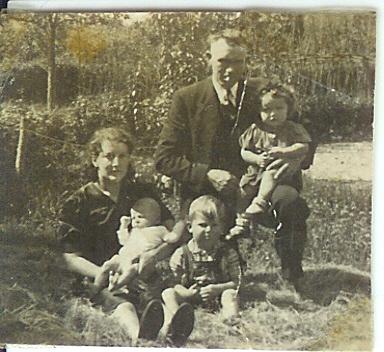 Adriana, Harry and Children