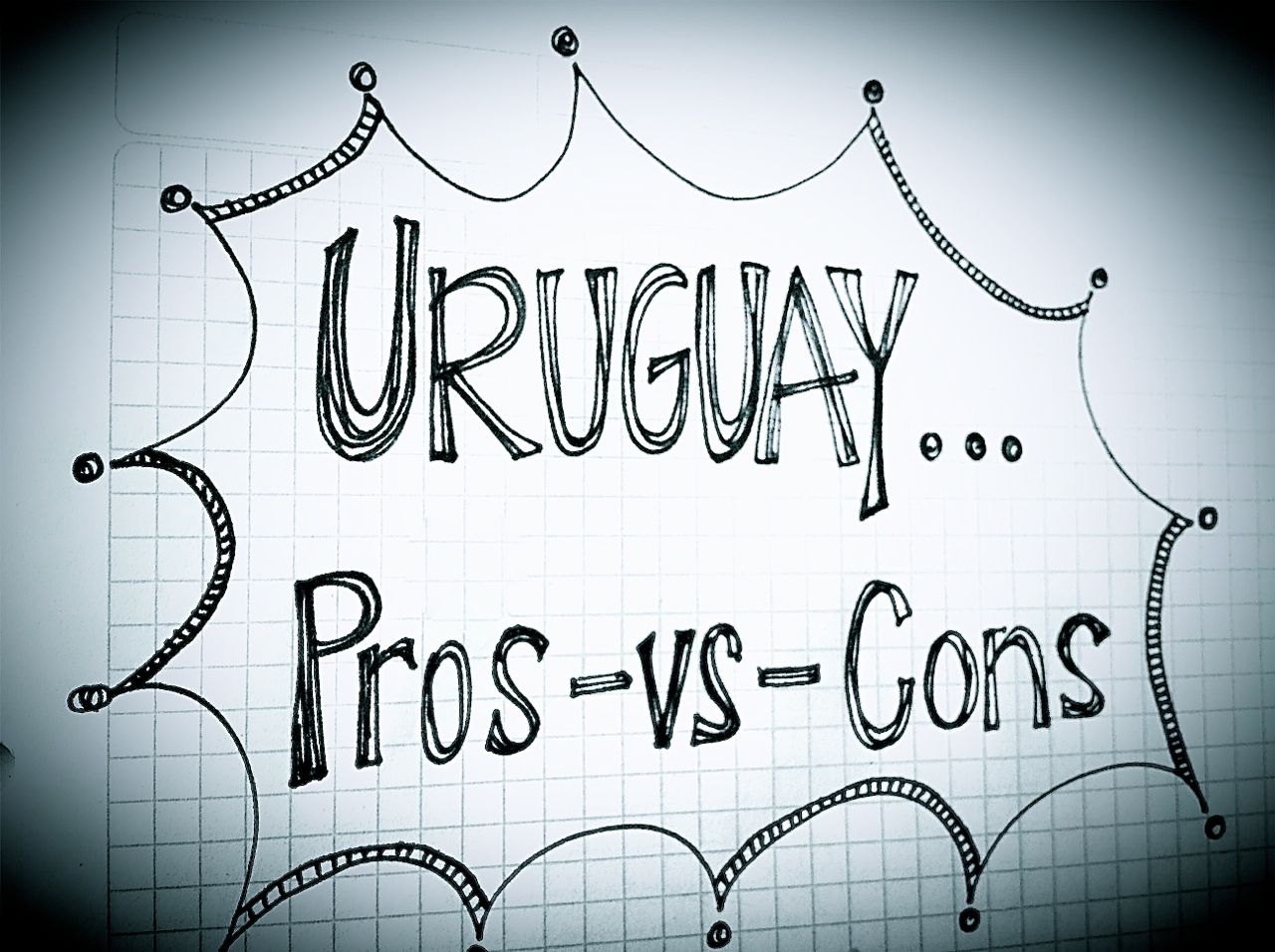 Uruguay list graphic by Lisa