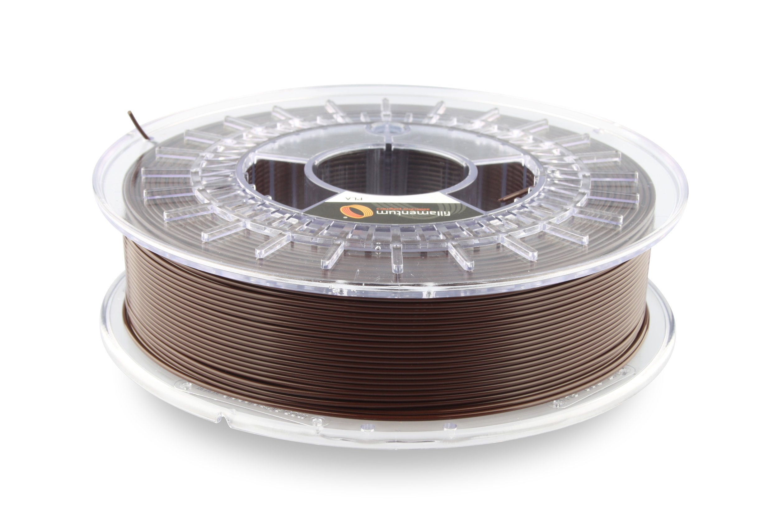 №13200 PLA Extrafill chocolate brown RAL 8017 (1,75мм/750г)