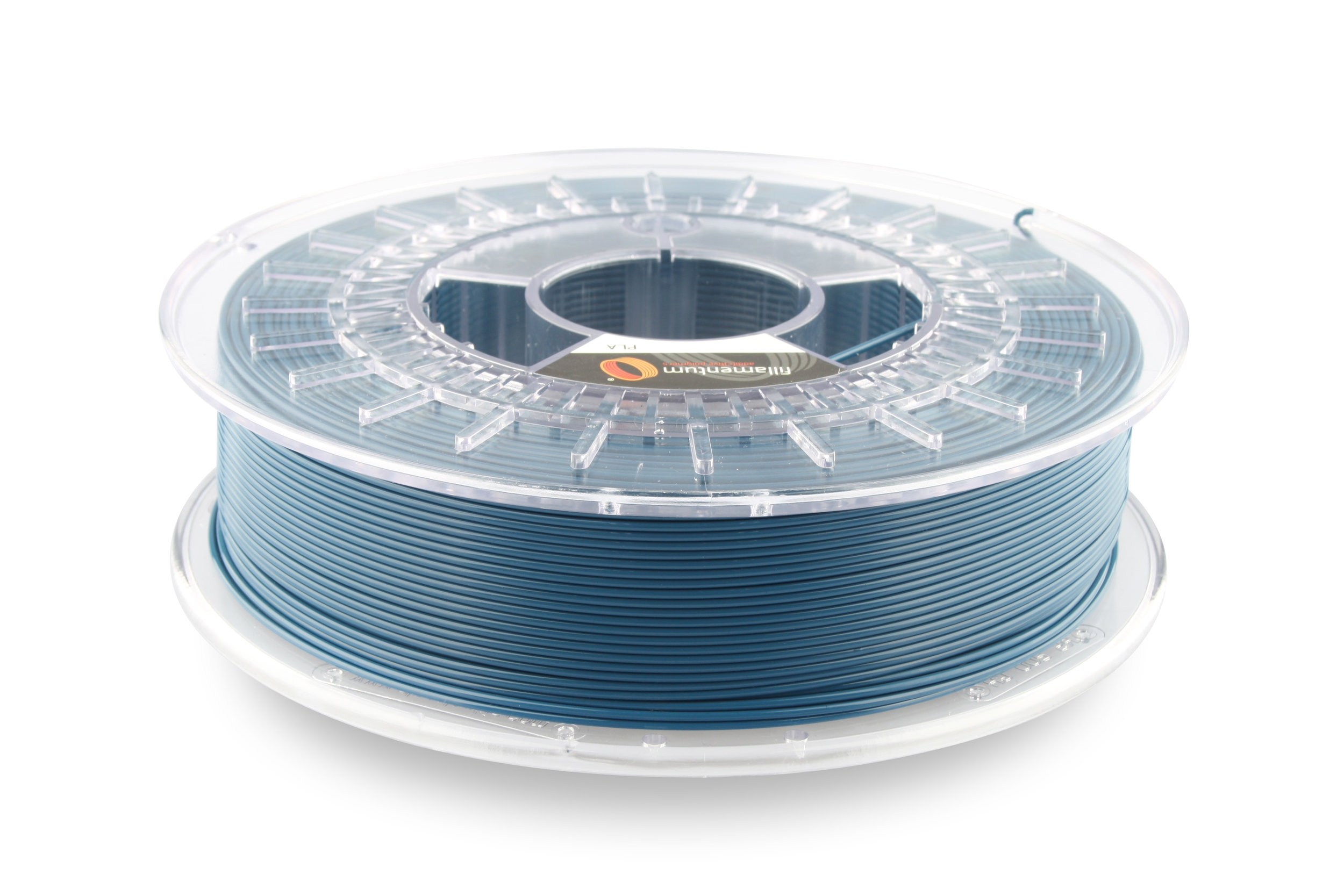 №13163 PLA Extrafill  green blue RAL 5001 (1,75мм/750г)