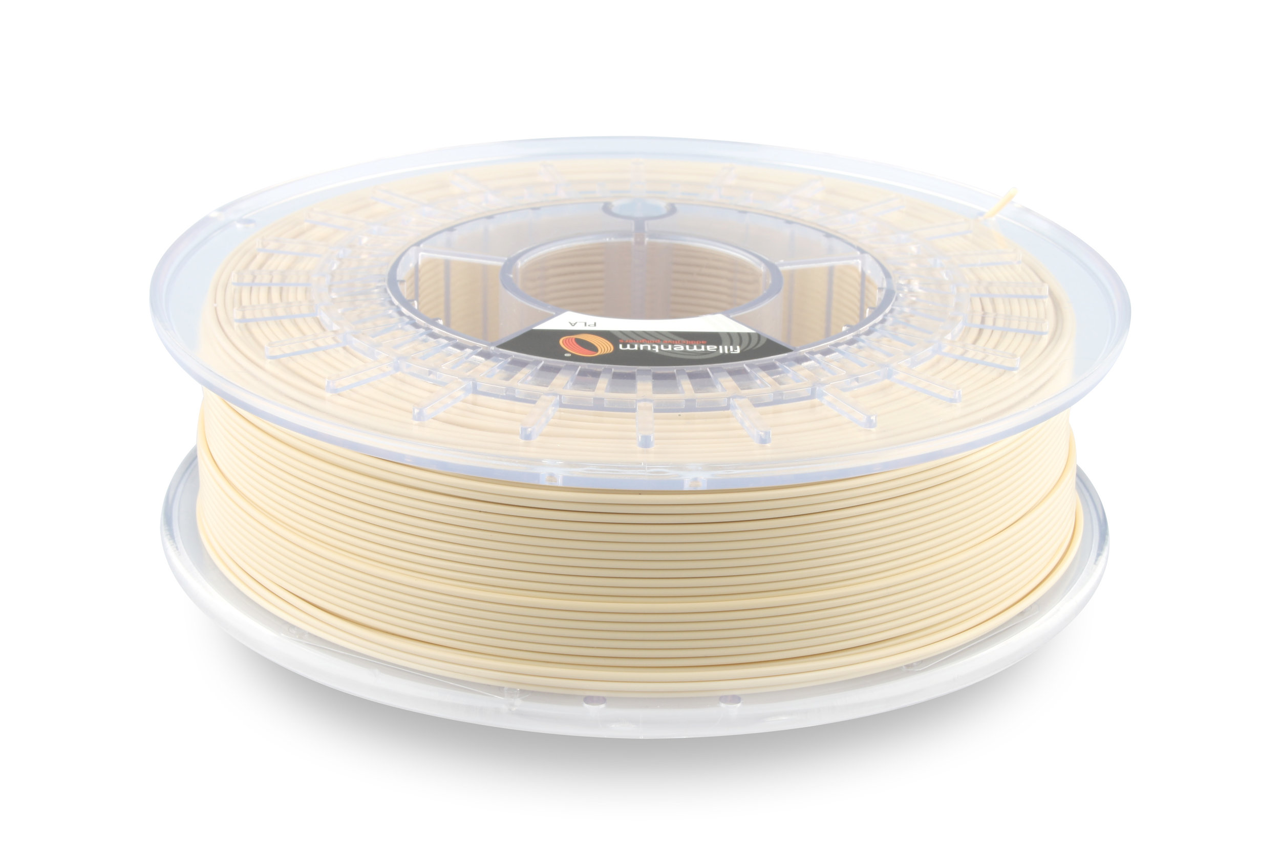 №13187 PLA Extrafill  light ivory RAL 1015 (1,75мм/750г)