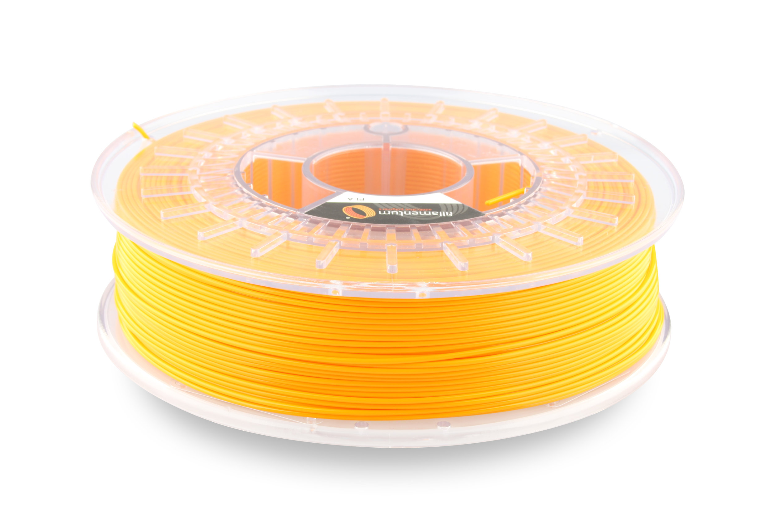 №13156 PLA Extrafill  melon yellow RAL 1028 (1,75мм/750г)