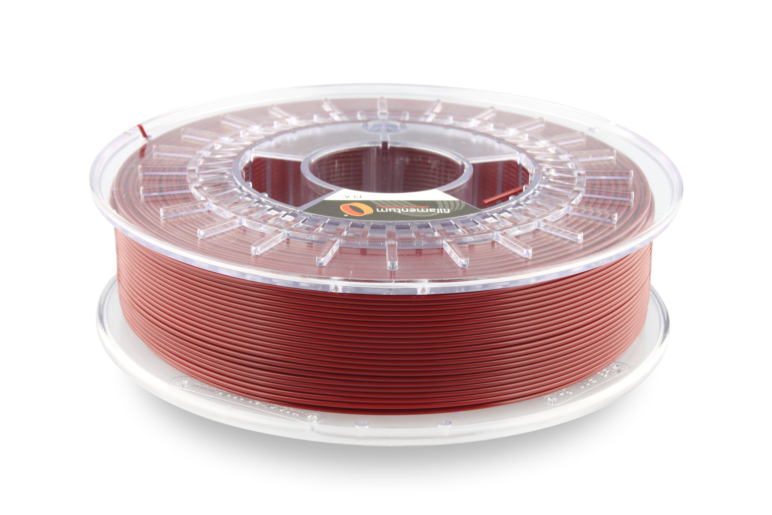 №13217 PLA Extrafill  purple red RAL 3004 (1,75мм/750г)