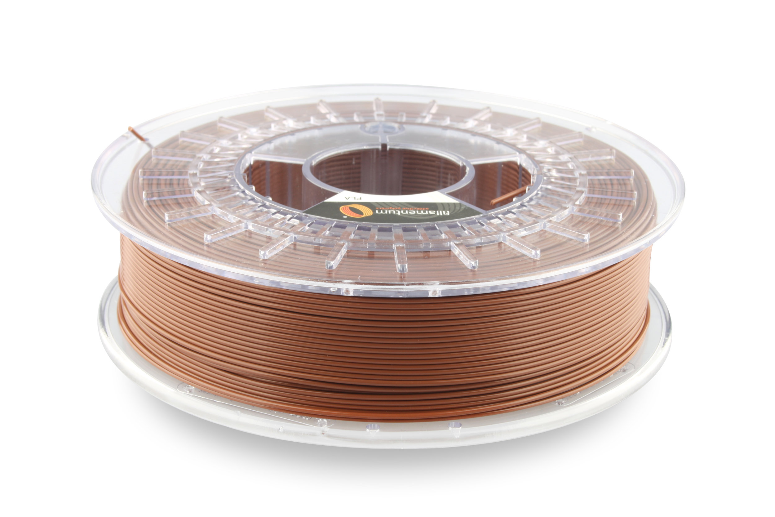№13149 PLA Extrafill  signal brown RAL 8002 (1,75мм/750г)