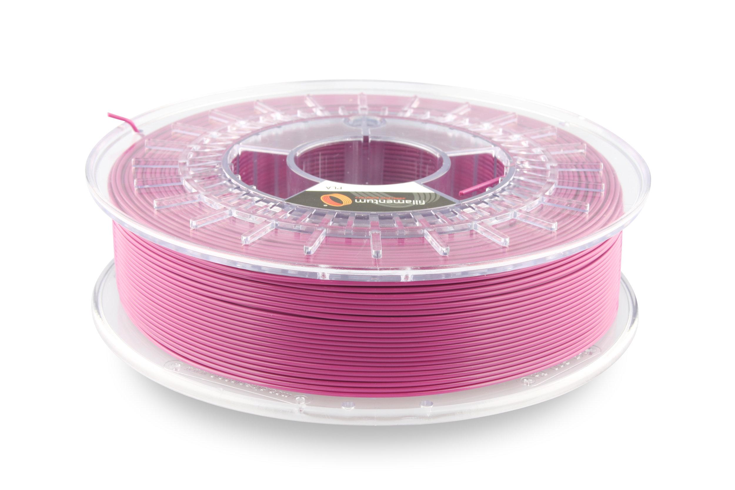 №13132 PLA Extrafill  traffic purple RAL 4006 (1,75мм/750г)