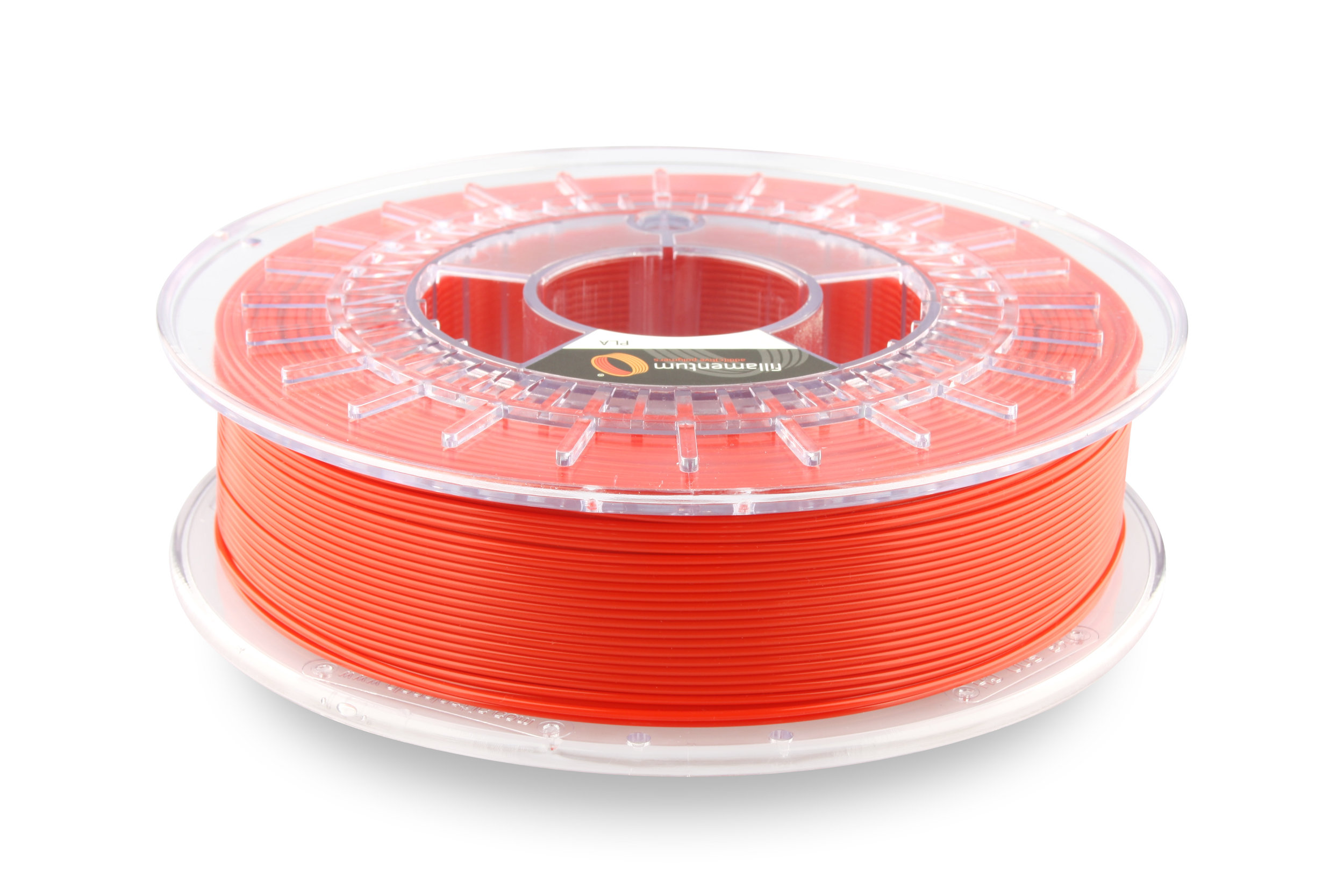№13101 PLA Extrafill  traffic red RAL 3020 (1,75мм/750г)