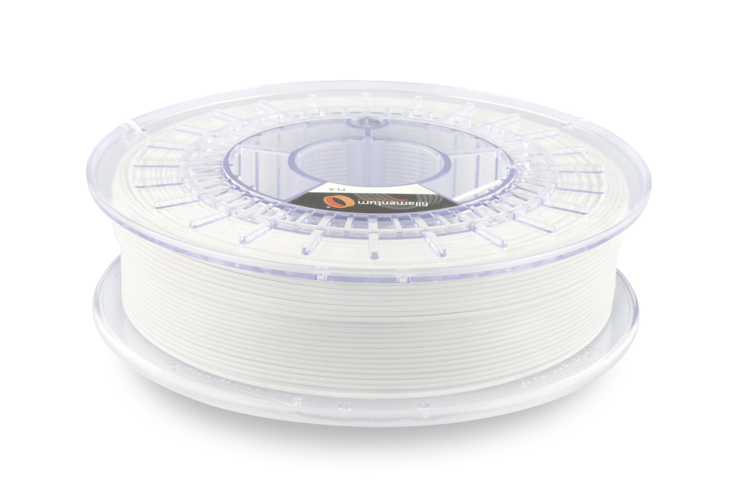 №13019 PLA Extrafill  traffic white RAL 9016 (1,75мм/750г)