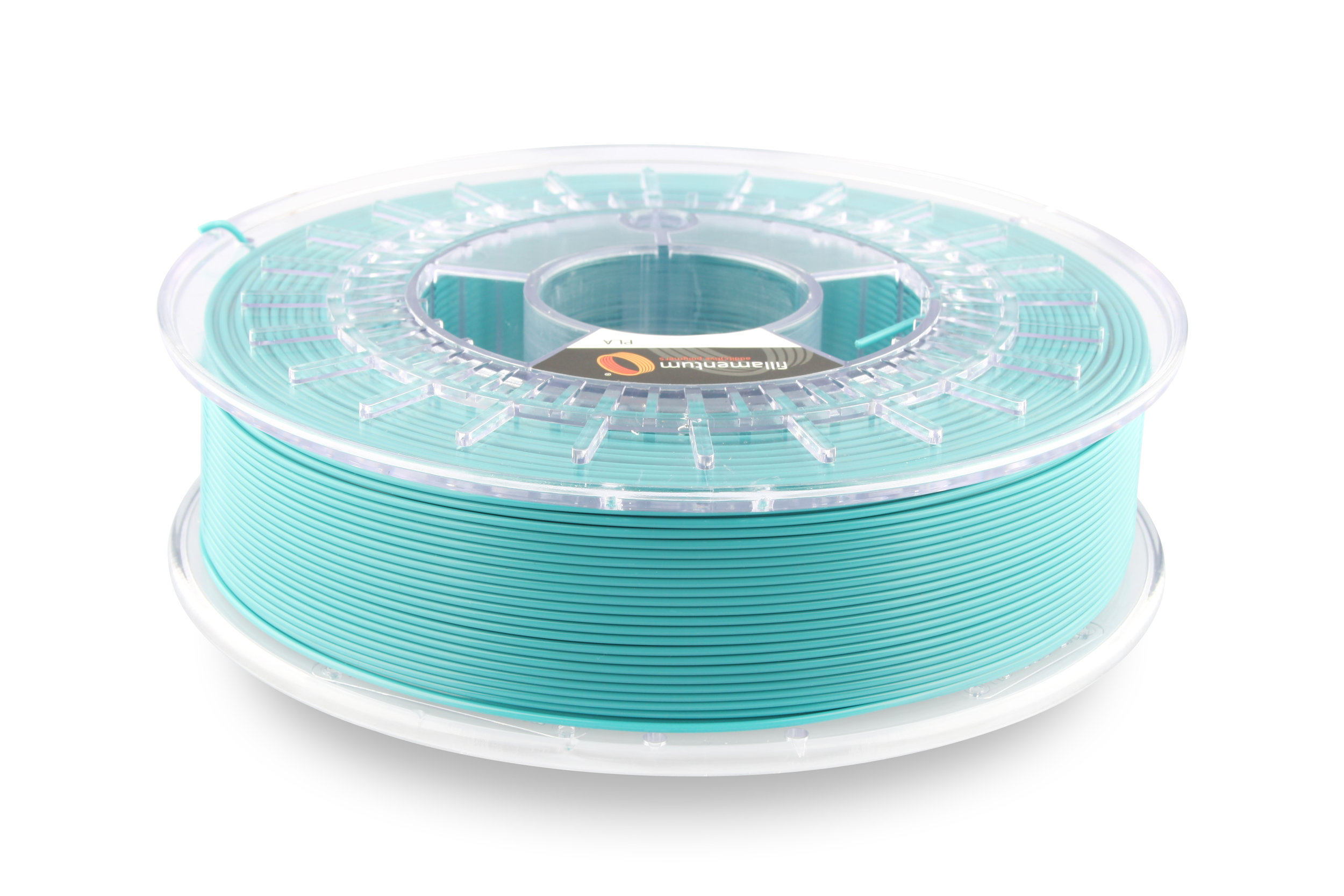 №13088 PLA Extrafill  turquoise blue RAL 5018 (1,75мм/750г)