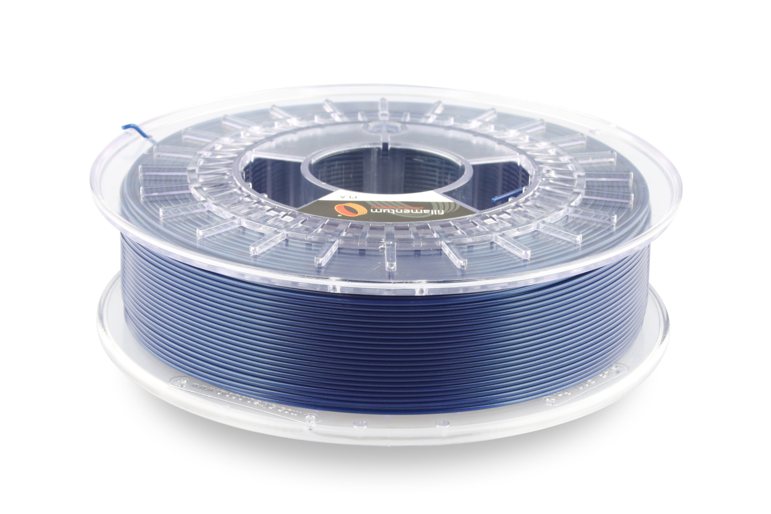 №13255 PLA Extrafill Premium  pearl night blue RAL 5026 (1,75 мм / 750 г)