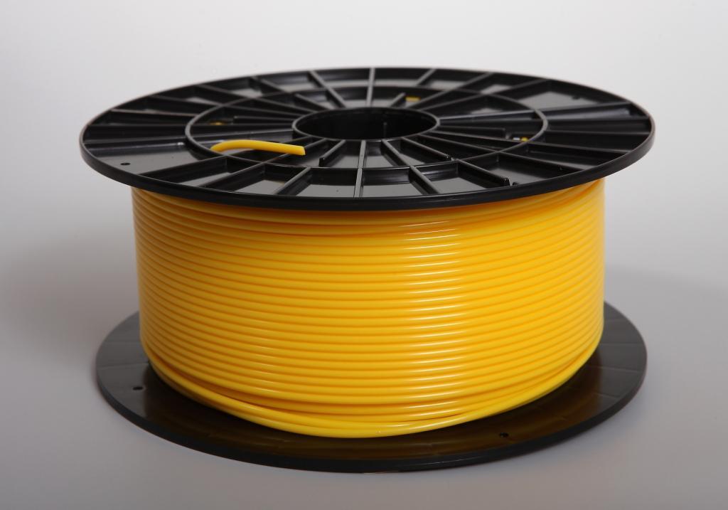 №31005 PLA yellow пластик (1,75мм/1000г)