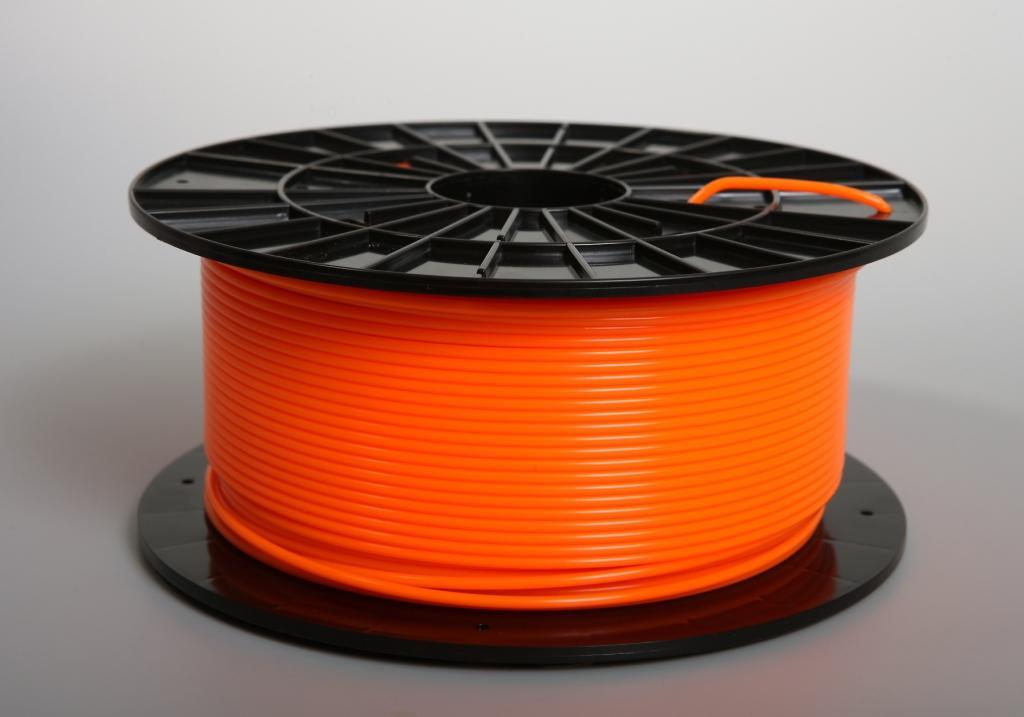 №310010 PLA orange пластик (1,75мм/1000г)