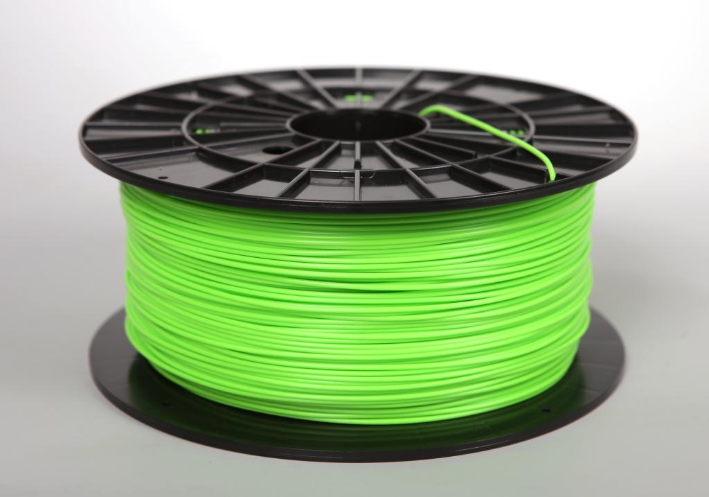 №31018 PLA greenyellow пластик (1,75мм/1000г)