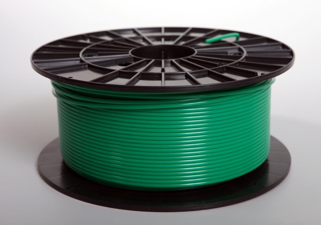 №31019 PLA green пластик (1,75мм/1000г)