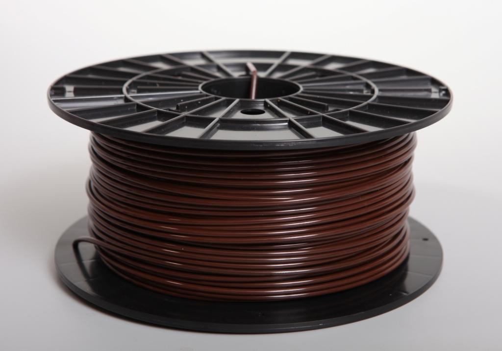 №31023 PLA brown пластик (1,75мм/1000г)