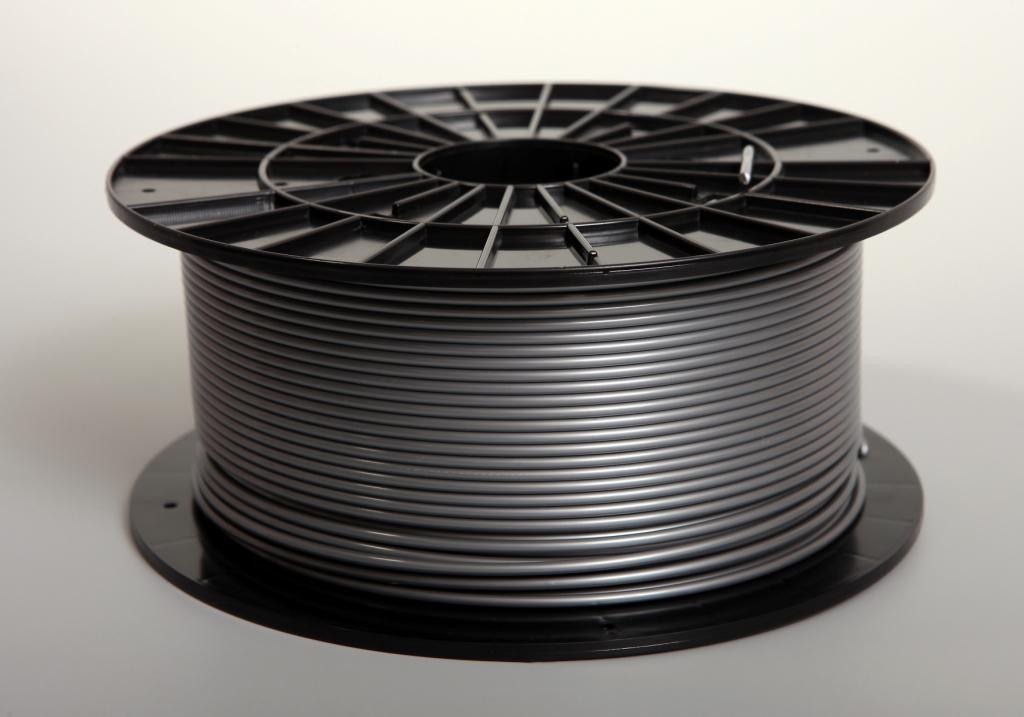 №31021 PLA silver пластик (1,75мм/1000г)