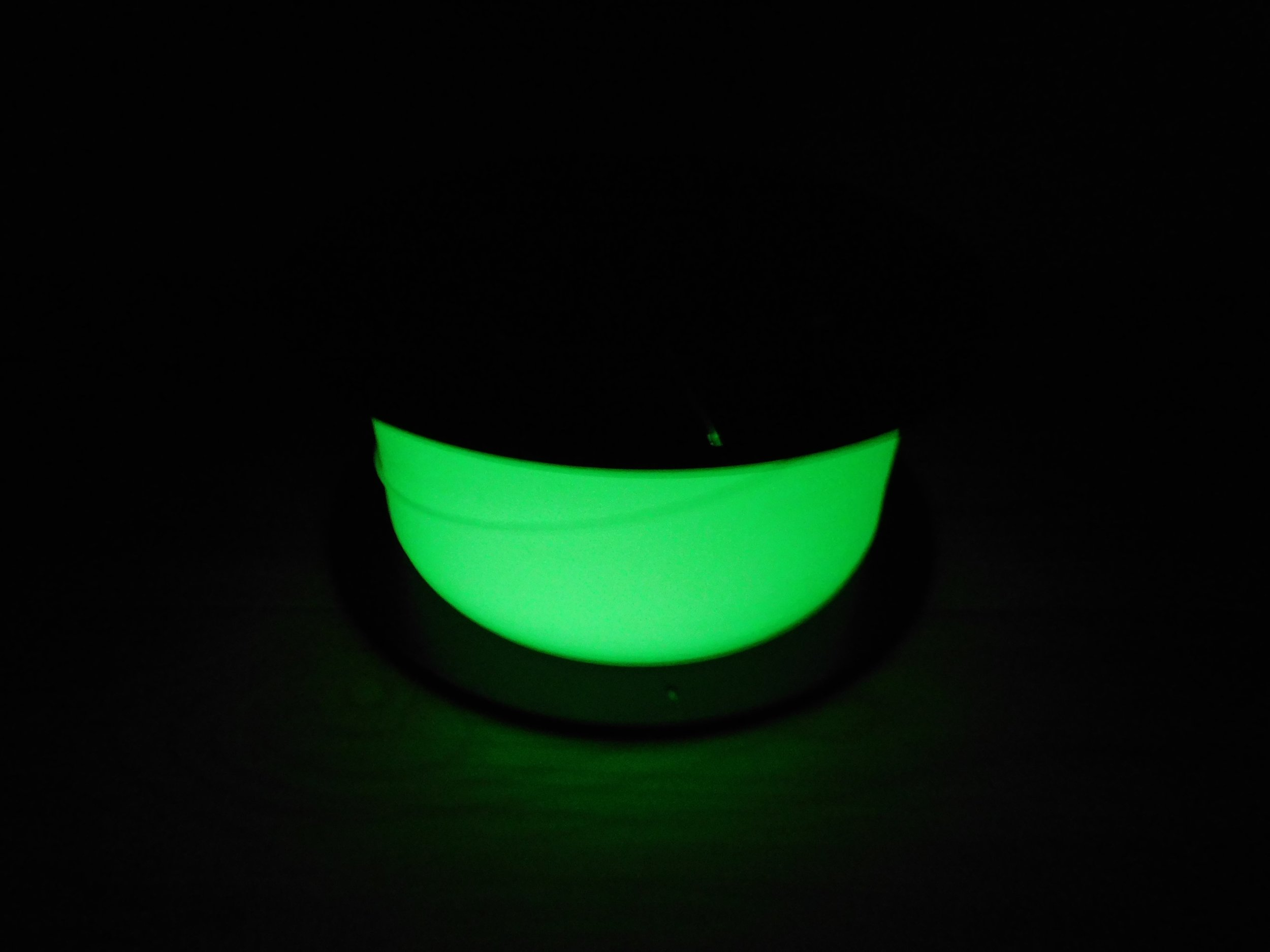№31030 PLA  glow in the dark пластик  (1,75мм/ 500г )