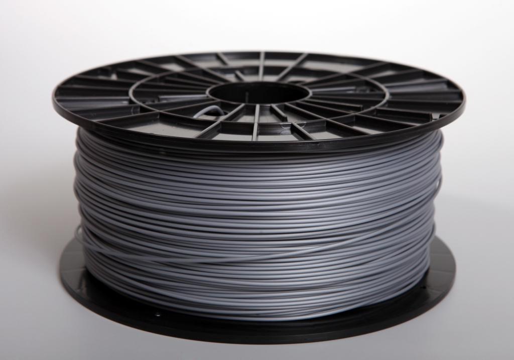 №32021 ABS пластик  silver (1,75мм/1000г)