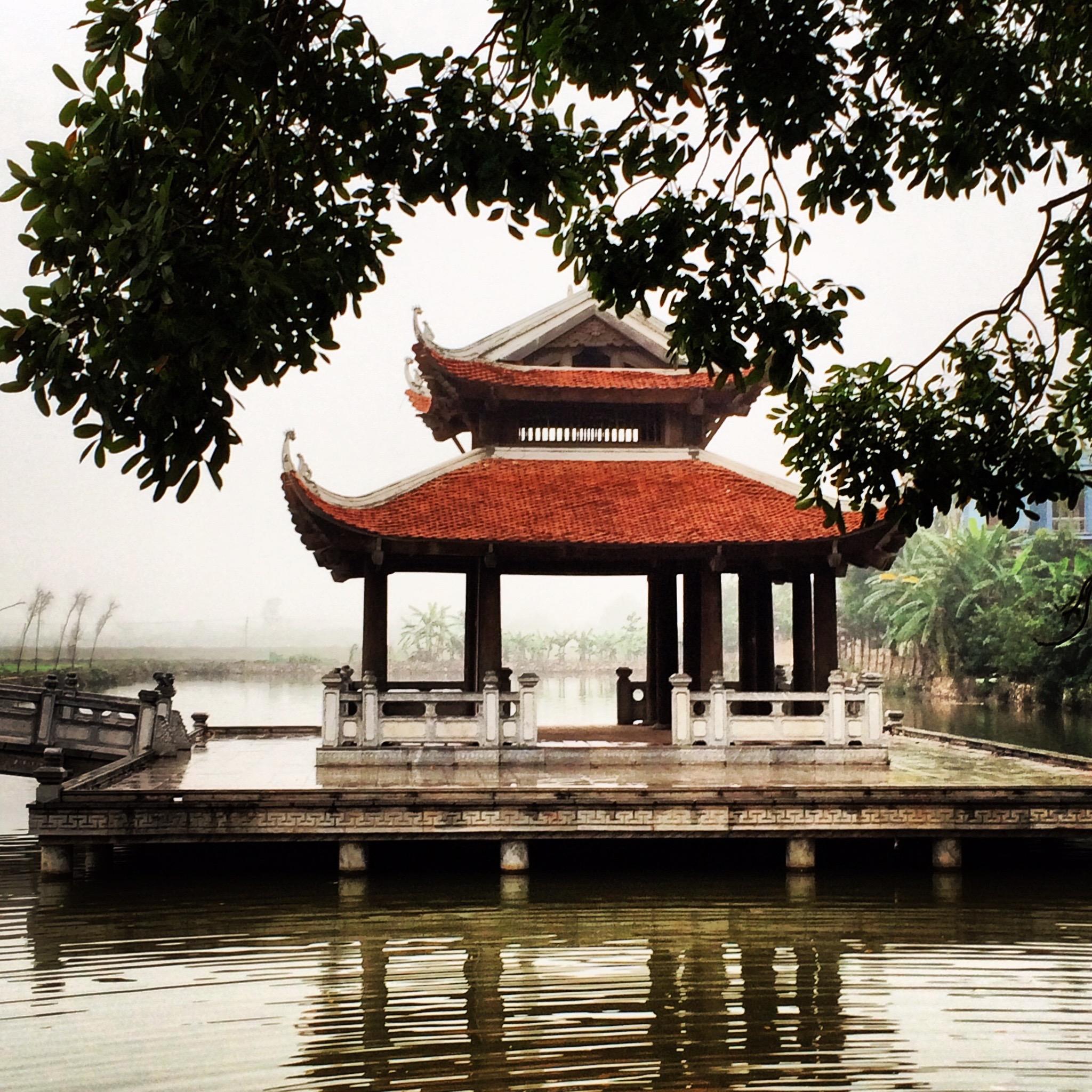 Den Do Temple - Vietnam