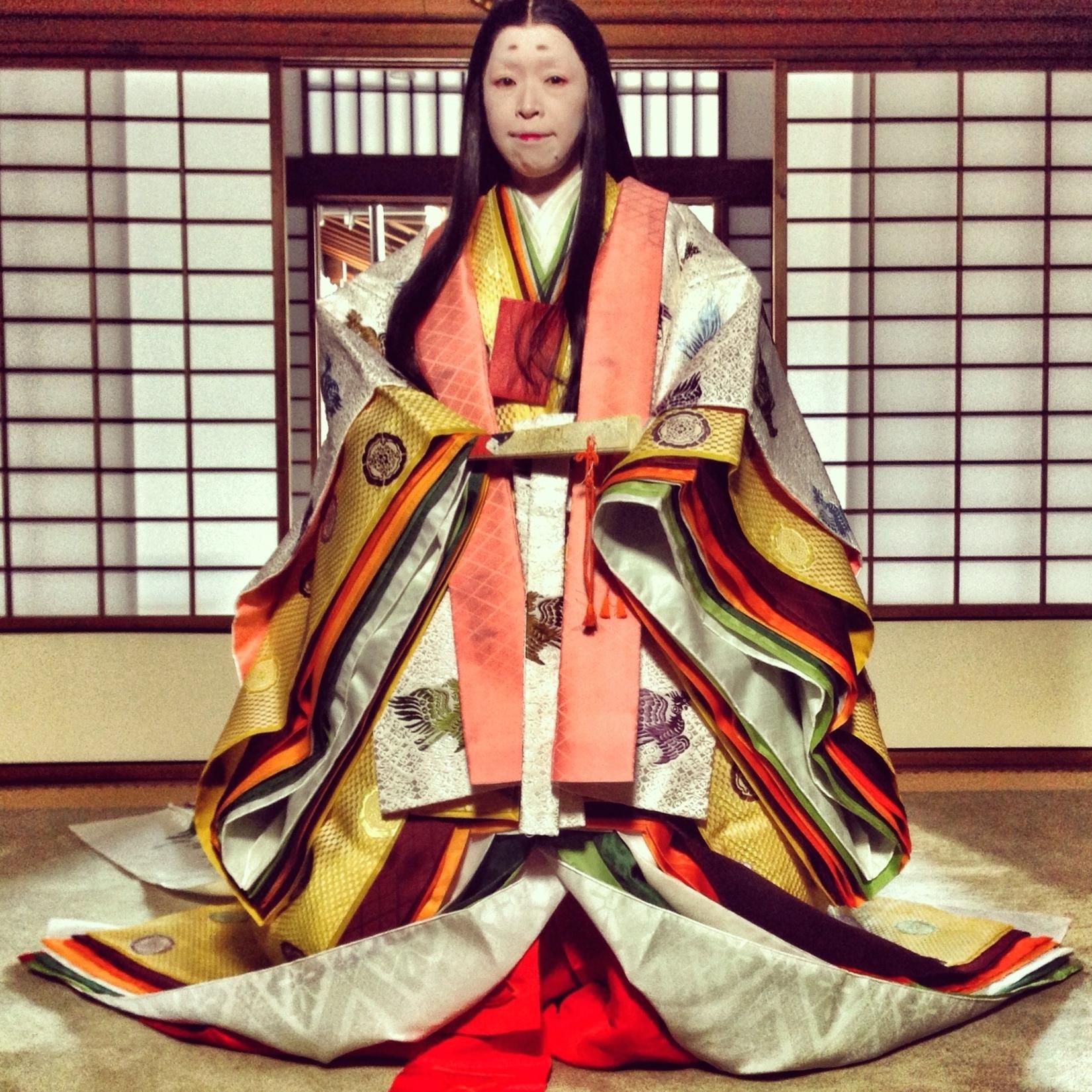 The World of Lady Murasaki Shikibu