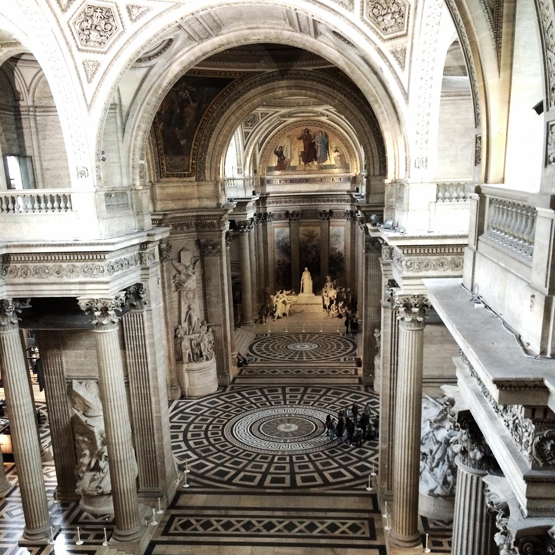 The Pantheon, Paris