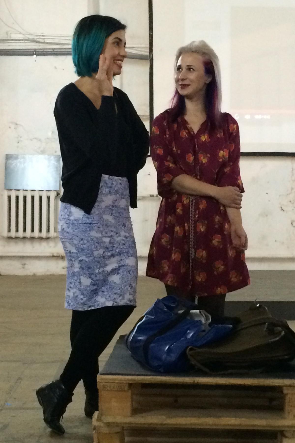 Nadya Tolokonnikova and Masha Alyokhina - Pussy Riot